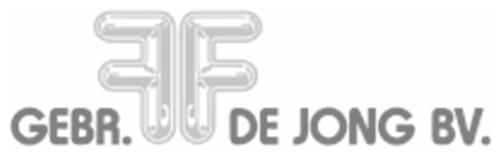 Logo Folkert de Jong las&Advies