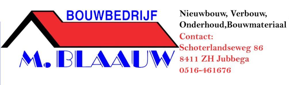 Logo Blaauw Jub site